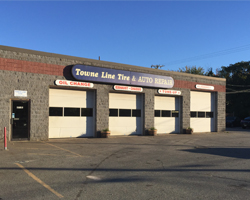 Towne Line Tire & Automotive Center Lowell, MA